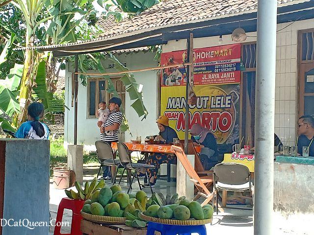 review kuliner mangut lele mbah marto