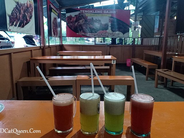 kuliner jogja tengkleng gajah