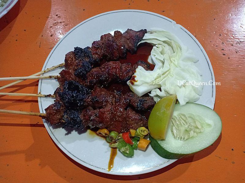 review kuliner jogja tengkleng gajah