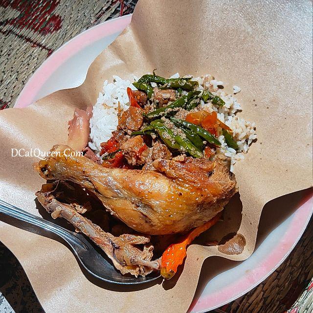 review kuliner jogja gudeg mercon bu tinah