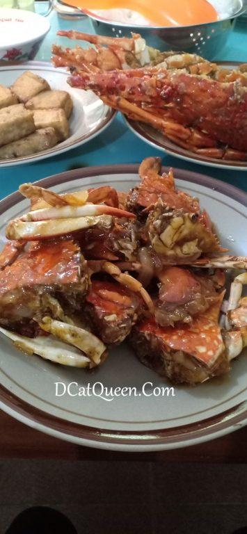 review kedai lobster pak sis timang