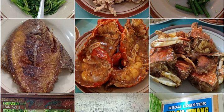 kedai lobster pak sis timang