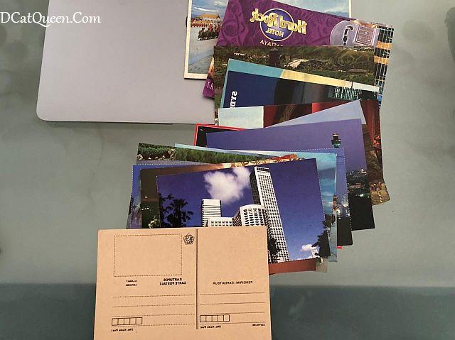 postcrossing kartu pos